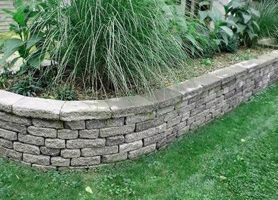 Pietre Da Giardino Per Aiuole : Aiuole per giardino tra vialetti e muretti arredareilgiardino