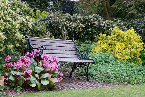 Panchine Da Giardino In Ghisa : Panchine da giardino ferro legno ghisa plastica