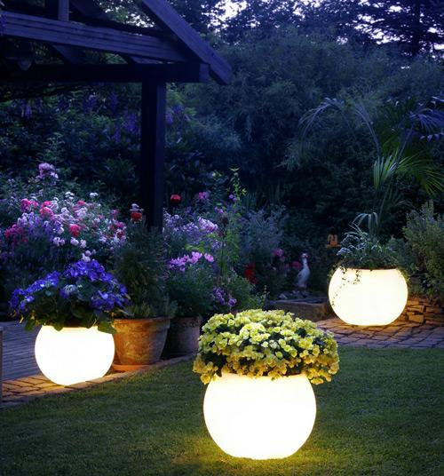 Illuminazione, luci e lampade per esterni, ecco come posizionarle ...