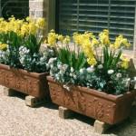 Piante artificiali e fiori finti da esterno