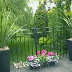 piante e fiori finti esterno