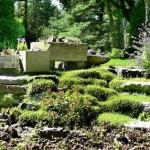 Terrapieni giardino roccioso
