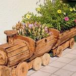 originale-vaso-treno-legno