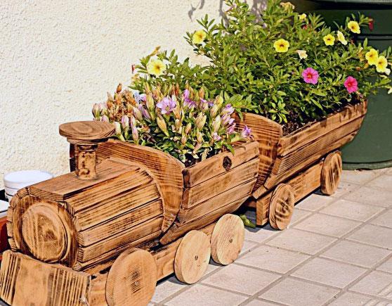 Fioriere Fai Da Te In Ferro ~ Fioriera mensola in ferro battuto e legno rustica porta piantine