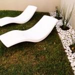 arredo sdraio plastica giardino