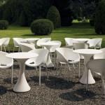 sedie tavolini plastica giardino